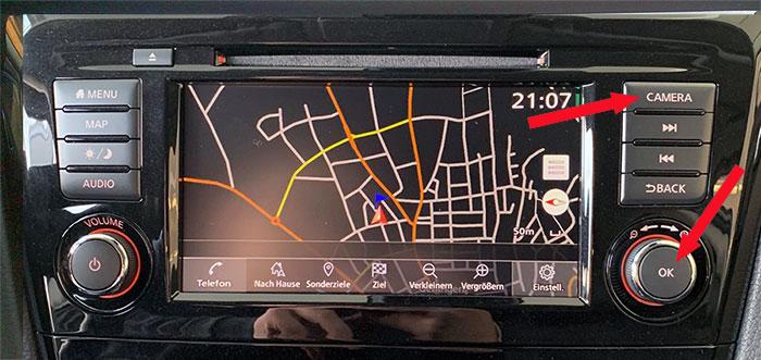 Blitzerdaten für Nissan Connect - SCDB info - Die weltweite