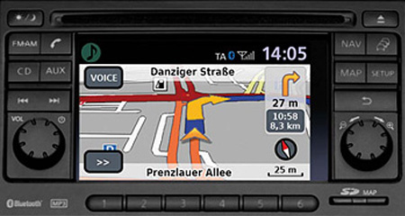 Speedcam POIs for Nissan Connect - SCDB info - The Worldwide