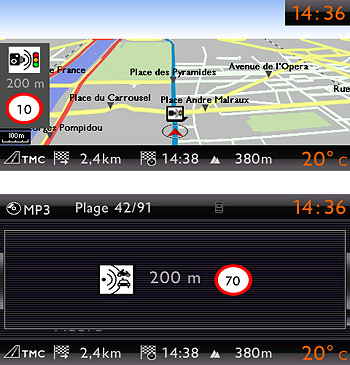 Speed cameras for Peugeot WIP Nav - SCDB info - The Worldwide Speed